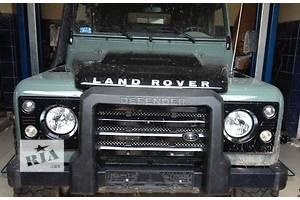 Капоты Land Rover Defender