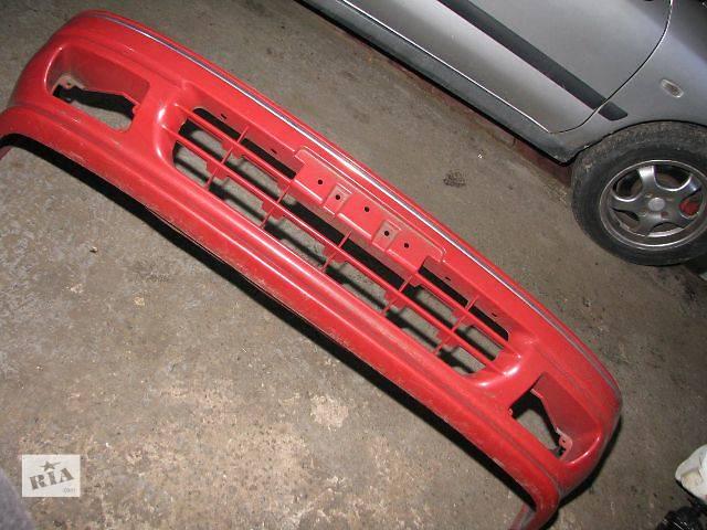 купить бу Детали кузова Бампер передний Легковой Mitsubishi Galant в Киеве