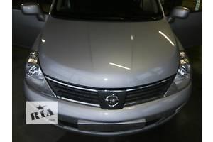 Капоты Nissan TIIDA