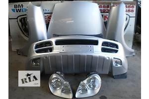 Бамперы передние Porsche Cayenne
