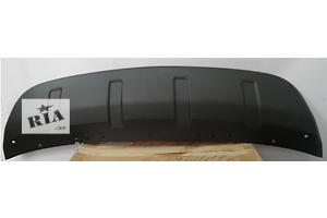 Новые Бамперы задние Mitsubishi Outlander XL