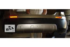 Бамперы задние Suzuki SX4