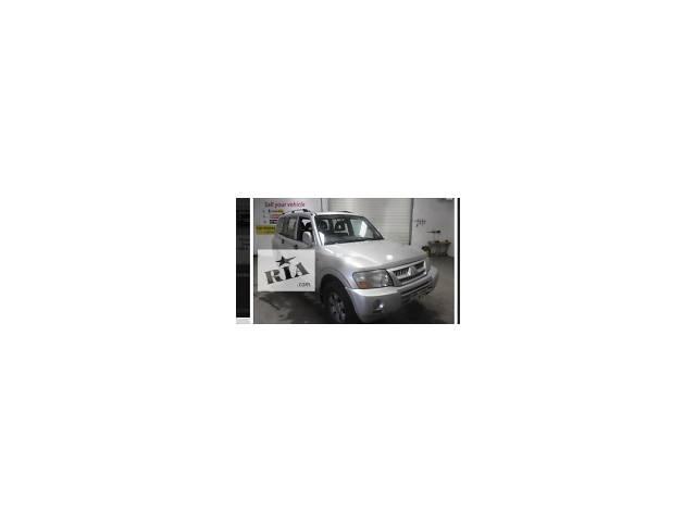 купить бу Детали кузова Крыша Легковой Mitsubishi Pajero Wagon 2005 в Луцке