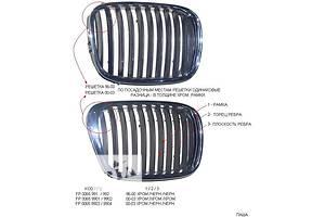 Новые Решётки бампера BMW