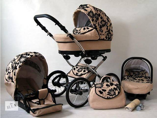 бу Детская коляска MARGARET 3в1 RAF-POL в Луцке