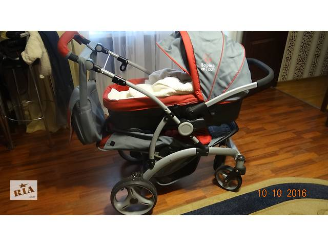 бу Детская коляска с автокреслом в Виннице