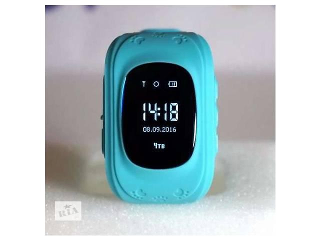 продам Детские умные часы Q50! OLED! Оригинал! Гарантия 12 месяцев Q 50 бу в Харькове