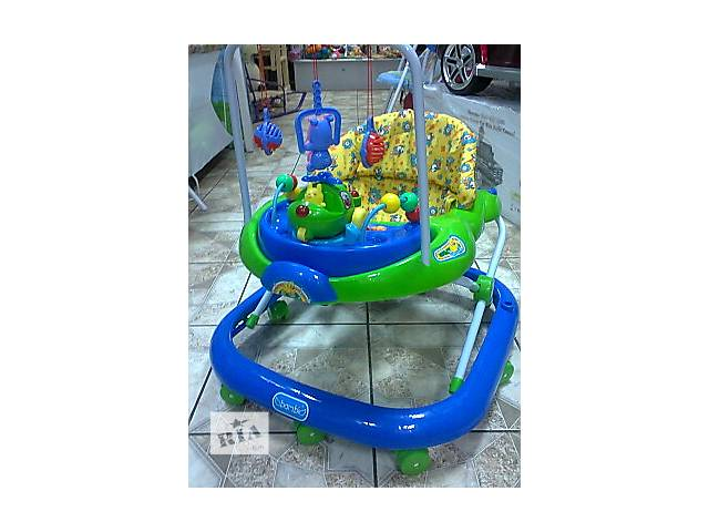 купить бу Детские ходунки Bambi JS 324 в Днепре (Днепропетровск)