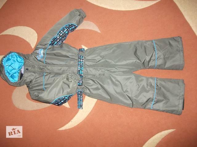 купить бу Детские комбинезоны Лыжный комбинезон 128 размера новый Для  мальчиков в Вінниці f5a392211bddd