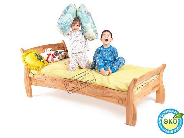 купить бу Детские кроватки новый Абсолют Мебель в Киеве