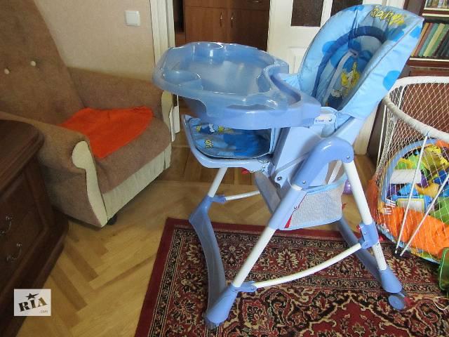 продам Детские стулья Стульчики для кормления б/у бу в Вінниці
