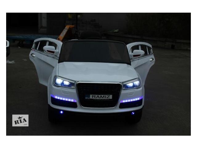 купить бу Детский электромобиль AUDI 805 колеса EVA в Львове