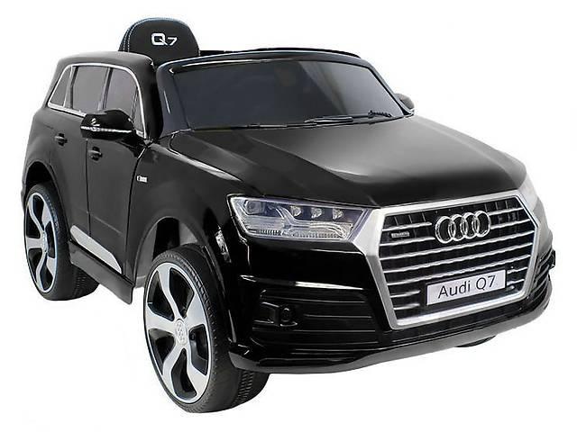 бу Детский электромобиль Audi Q7 Lift: кож.сидение и мягкие колеса EVA в Львове