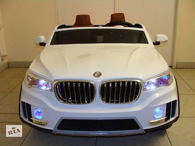 купить бу ДЕТСКИЙ ЭЛЕКТРОМОБИЛЬ BMW M333MM в Львове