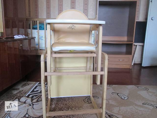 бу Детский стульчик для кормления в Сумах