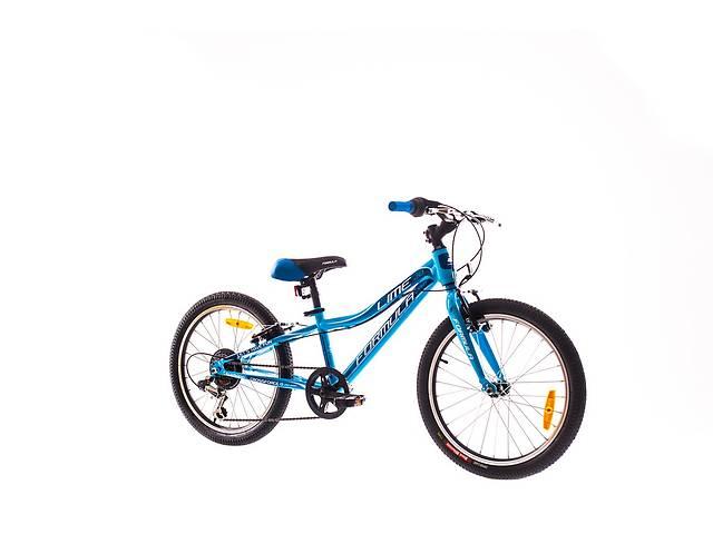 """купить бу Детский велосипед 20"""" FORMULA LIME(Shimano,6 speed) в Харькове"""