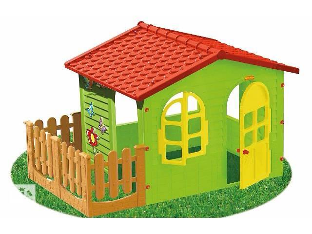 бу Детский игровой домик Garden House с террасой. Доставка по Украине! в Львове
