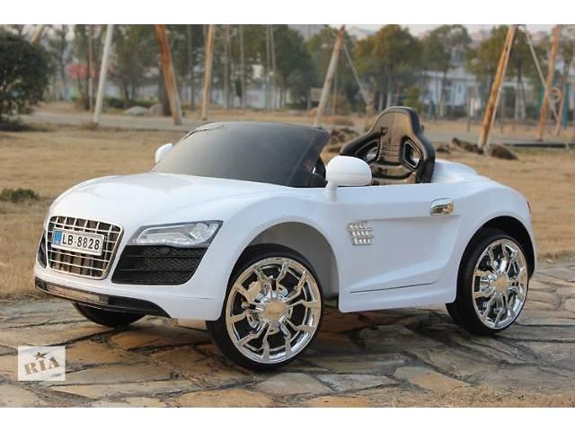 бу Детский электромобиль Audi R8 KD100 в Львове