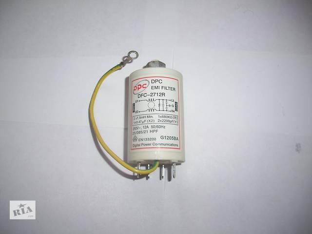 бу DFC-2712R EMI FILTER DPC сетевой фильтр Samsung WF-S862  в Лубнах