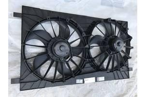 Dodge Avenger 2008 - 2019 г. Диффузор с вентиляторами 68002661AA 68004051AA 68031871AA 68031872AA 68031873AA