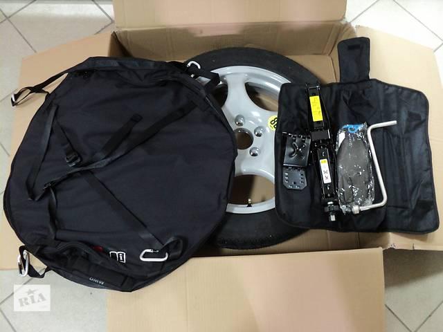 Докатка комплект новая R18 BMW 7 F01 F02 запасное колесо запаска БМВ Ф01 Ф02 диск шина F1 F2 Ф1 Ф2- объявление о продаже  в Луцке