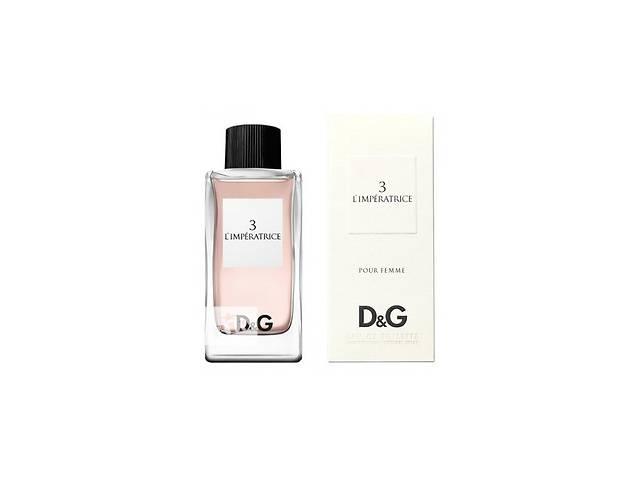 купить бу Dolce & Gabbana 3 L`Imperatrice в Киеве