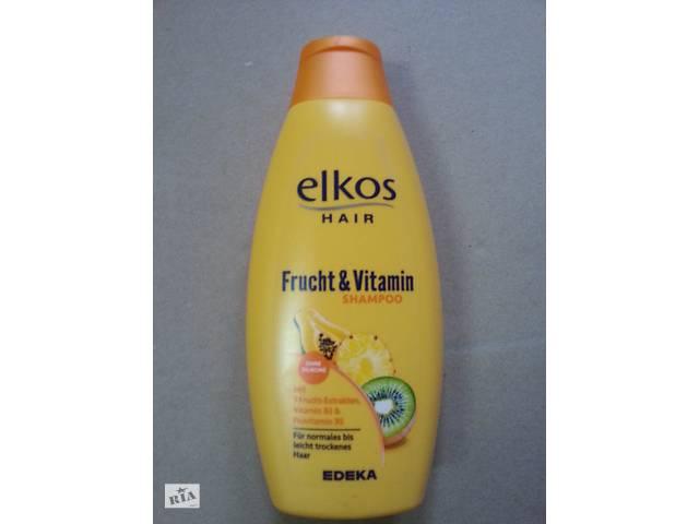 Elkos Frucht Vitamin шампунь жіночий- объявление о продаже  в Харькове
