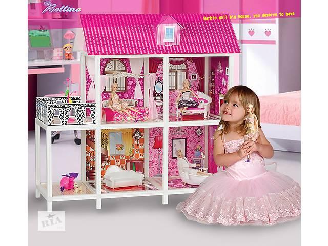продам Домик с мебелью для кукол типа Барби 66884 бу в Одессе