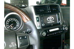 Плуги Toyota Land Cruiser Prado 150
