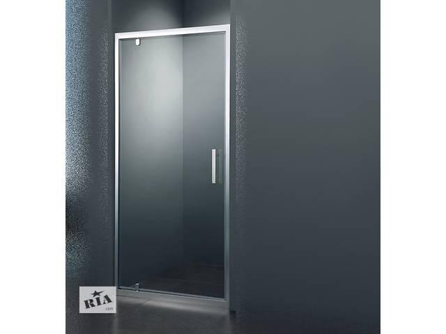 Душевая дверь Golston G-А900 прозрачное стекло, 900x1900 мм- объявление о продаже  в Одессе