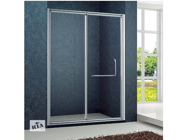 Душевая дверь Golston G-S8009 прозрачное стекло, 1200x1900 мм- объявление о продаже  в Одессе