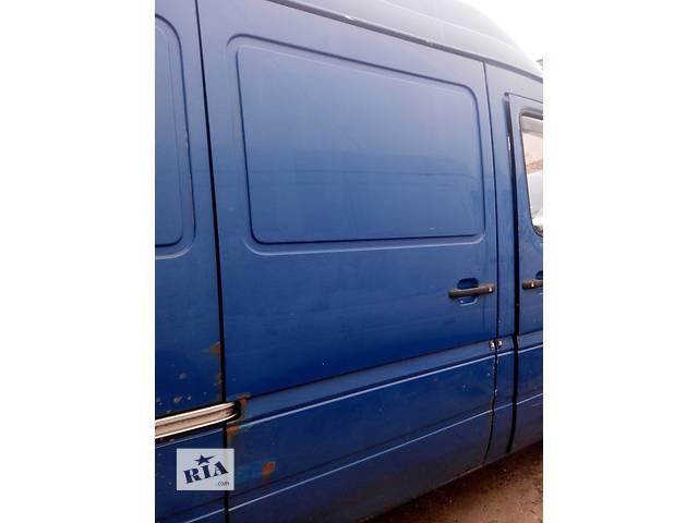 продам Дверь боковая сдвижная Mercedes Sprinter Мерседес Спринтер 903, 2.2; 2.7 CDI OM611; 612 (2000-2006 г) бу в Ровно