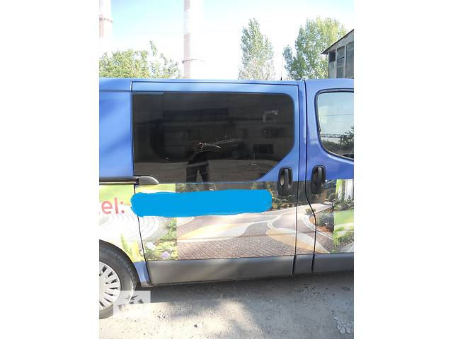 бу Дверь боковая сдвижная на Renault Trafic, Opel Vivaro, Nissan Primastar в Ровно