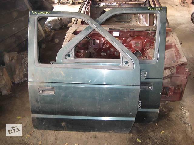 купить бу  Дверь передняя для легкового авто Chrysler Voyager в Львове