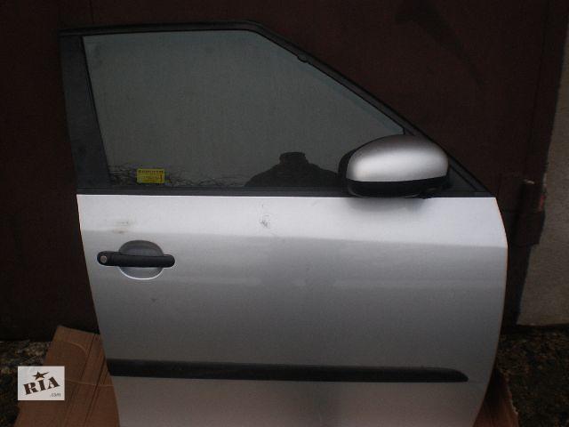 бу  Дверь передняя для легкового авто Skoda Fabia в Ровно