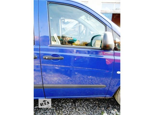 купить бу Дверь передняя, двері передні Мерседес Вито Віто (Виано Віано) Mercedes Vito (Viano) 639 (109, 111, 115, 120) в Ровно