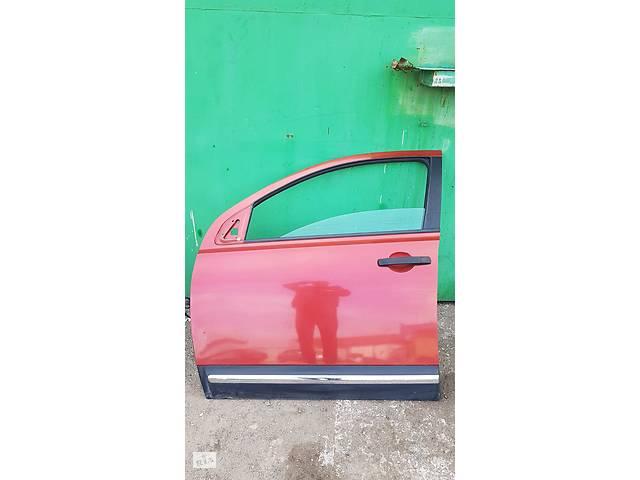 купить бу Двері передня ліва для Nissan Qashqai 2006-2013  в Україні