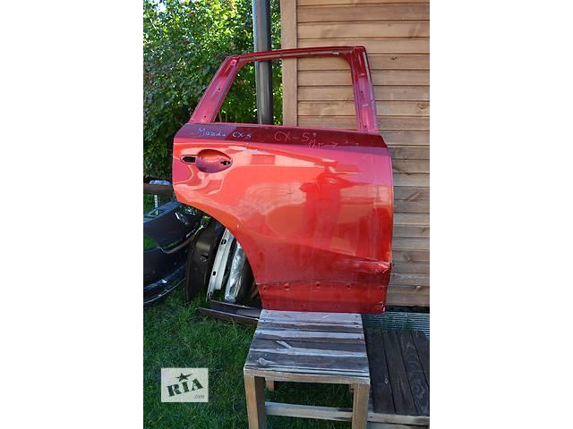 продам  Дверь задняя для легкового авто Mazda CX-5 бу в Остроге