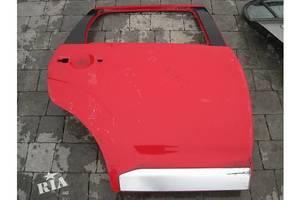 Двери задние Mitsubishi Outlander XL