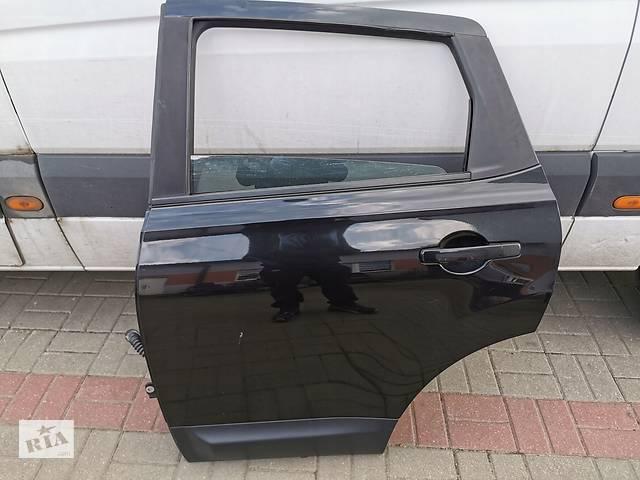 купить бу Двері задня для Nissan Qashqai J10 2006-2013 ПІД ЗАМОВЛЕННЯ в Києві