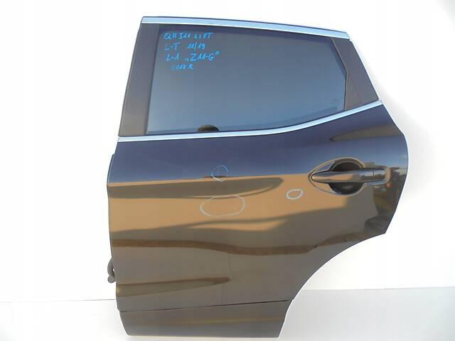 бу Двері задня для Nissan Qashqai J11 2013-2020 ПІД ЗАМОВЛЕННЯ в Києві