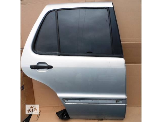 бу Дверь задняя Mercedes ML 430 Мерседес МЛ 430 1997-2001 гг в Ровно