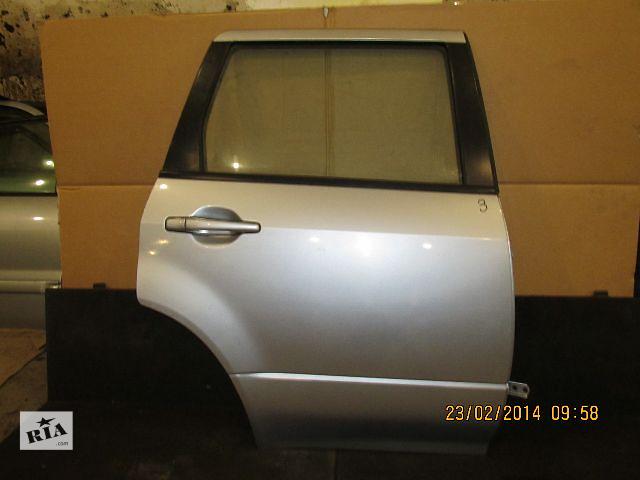 купить бу Дверь задняя права для легкового авто Mitsubishi Outlander в Львове