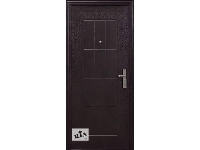 Двері металеві вхідні- объявление о продаже  в Львові