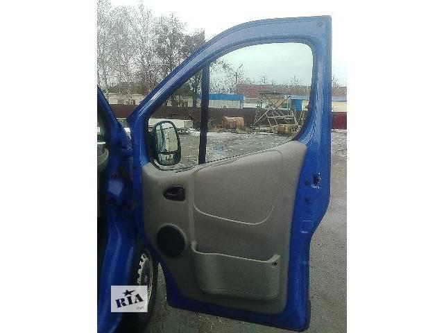 бу Двери/багажник и компоненты Карта двери Грузовики Opel Vivaro в Звенигородке (Черкасской обл.)