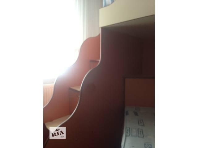 Двухярусная кровать 1.90 х 0.90- объявление о продаже  в Виннице
