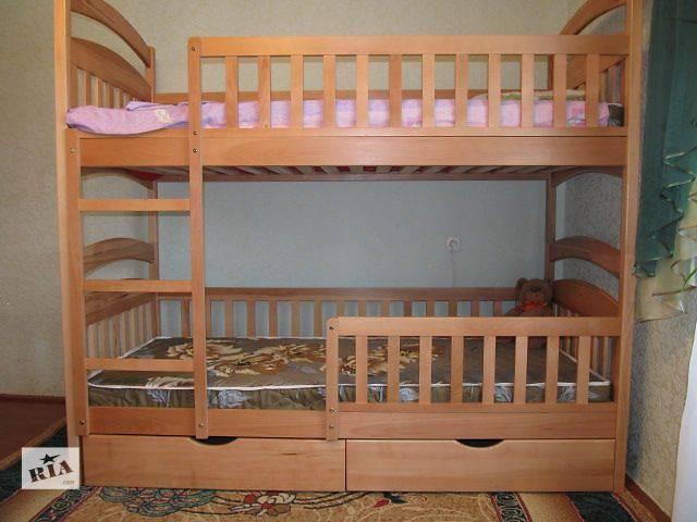 Двухъярусная кровать для детей - трансформер Карина-Люкс!- объявление о продаже  в Киеве