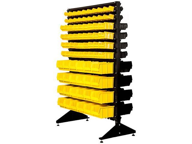 бу Двусторонний стеллаж на 156 лотков для инструментов  на склад или в магазин в Хмельницком в Одессе