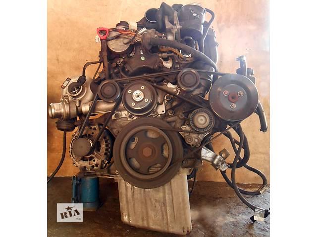 бу Двигатель 2.2 cdi OM611 Mercedes Sprinter 903 2000-2006г в Ровно