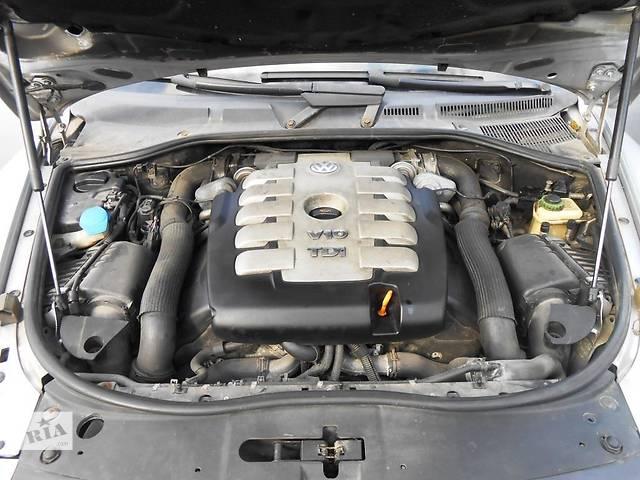 купить бу Двигатель 5.0 V10 TDI Volkswagen Touareg (BLE) Туарег мотор двигун в Ровно